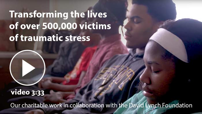 Transforming the lives of over 500,000 victims of traumatic stress