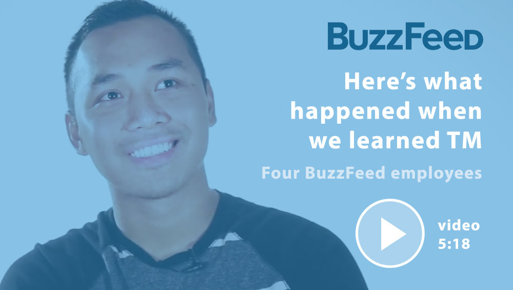 Buzzfeed on TM