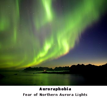 Fear of Northern Lights