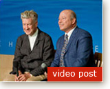 Post image for World peace from the quantum level: Dr.  John Hagelin and David Lynch
