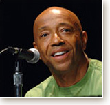 Russell Simmons loves Yoga