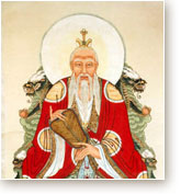 "Post image for Laozi – ""His mind becomes as vast and immeasurable as the night sky"""
