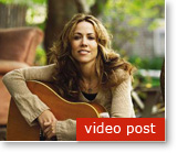 Post image for The importance of peace: An interview with Sheryl Crow
