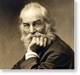 "Post image for Walt Whitman – ""The luminousness of real vision"""