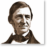 "Post image for Ralph Waldo Emerson – ""Within man is the soul of the whole; the wise silence; the universal beauty"""