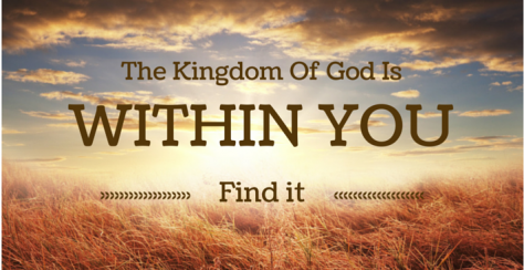 The Kingdom Of God Is