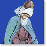 "Post image for Rumi – ""I have passed beyond all thoughts"""