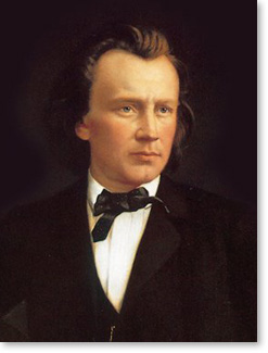 Brahms-young