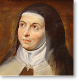 "Post image for ""A state of great quiet and deep satisfaction"" – St. Teresa"
