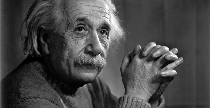 Albert Einstein There Is Neither Evolution Nor Destiny Only