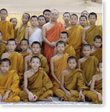 Post image for Thousands of Buddhist Monks in Asia Learn Transcendental Meditation