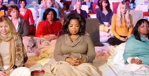 Oprah Transcendental Meditation