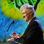 Director, musician and DLF Founder David Lynch