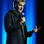 Comedian Ellen DeGeneres