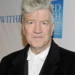 Director musician and founder of the DLF David Lynch