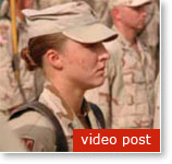 Post image for TM Helps Women Vets Overcome the Stress of Military Life