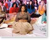 "Post image for ""O"" highlights Oprah's experience with TM"
