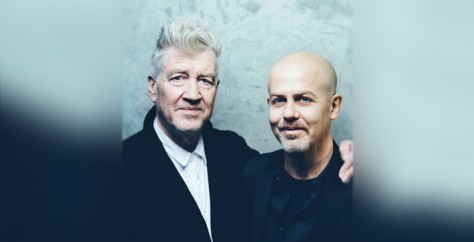 David Lynch and Italo Zucchelli