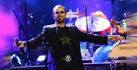 Ringo Starr Peace And Love Award