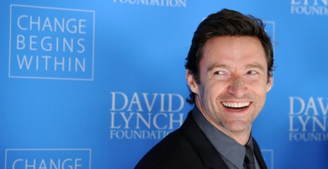 Hugh Jackman at David Lynch Foundation Change Begins Within Gala