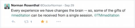 @DoctorNorman Tweet
