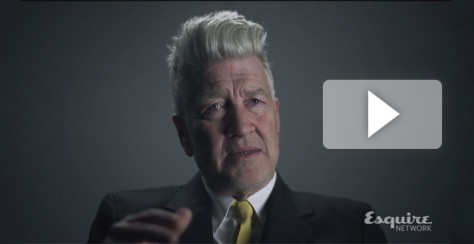 David Lynch Esquire TV Interview