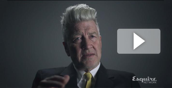 David Lynch Esquire TV Interview