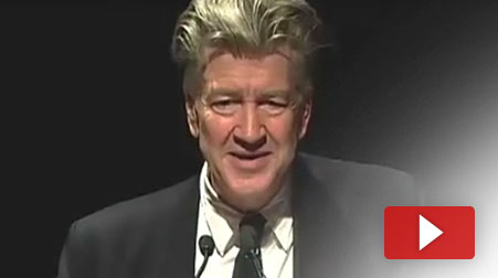 David lynch on consciousness, creativity, and the brain