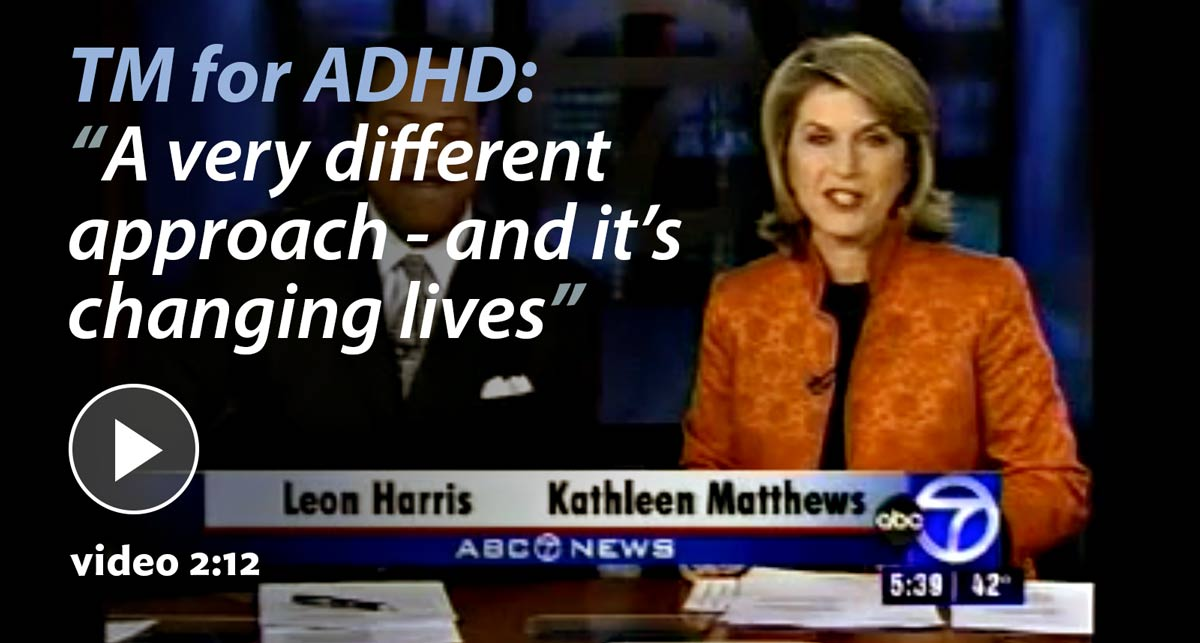 TM for ADHD'