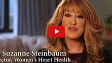 Dr. Suzanne Steinbaum in NYC on recommending TM to heart patients (2:14)