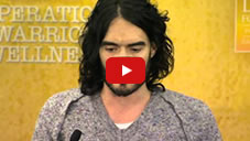 "Russell Brand: TM gave him ""access to a deeper state of happiness"" (3:39)"